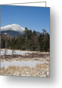 Mountain Summit Greeting Cards - Whiteface Mountain in the Adirondacks of Upstate New York Greeting Card by Brendan Reals