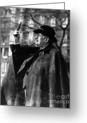 Democrat Party Greeting Cards - William Jennings Bryan Greeting Card by Photo Researchers