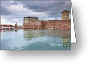 Paradise Pier Greeting Cards - Livorno Greeting Card by Andre Goncalves