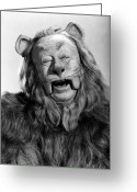 Film Still Photo Greeting Cards - Wizard Of Oz, 1939 Greeting Card by Granger