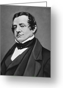 Daguerreotype Greeting Cards - Washington Irving Greeting Card by Granger