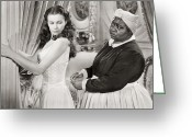 Corset Greeting Cards - Gone With The Wind, 1939 Greeting Card by Granger