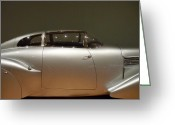 Suiza Greeting Cards - 1937 Dubonnet Hispano-Suiza H-6C Xenia 1 Greeting Card by Craig Johnson