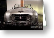 Imports Greeting Cards - 1953 Nash-Healey - 7D17219 Greeting Card by Wingsdomain Art and Photography