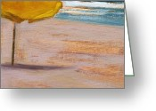 Boogie Board Greeting Cards - RCNpaintings.com Greeting Card by Chris N Rohrbach