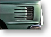 Motown Greeting Cards - 1965 Mercury Monterey Greeting Card by Gordon Dean II