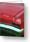 Ss396 Greeting Cards - 1969 Chevy Chevelle SS 396 Greeting Card by Gordon Dean II