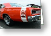 Super Bee Greeting Cards - 1970 Dodge Super Bee 2 Greeting Card by Paul Ward