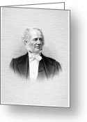 Vanderbilt Greeting Cards - Cornelius Vanderbilt Greeting Card by Granger