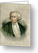 Luigi Greeting Cards - Luigi Galvani (1737-1798) Greeting Card by Granger