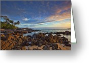 ; Maui Photo Greeting Cards - Maui Greeting Card by James Roemmling