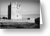 Northern Ireland Greeting Cards - Narrow Water Castle Warrenpoint Greeting Card by Joe Fox