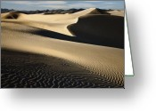 Oceano Greeting Cards - Oceano Dunes Greeting Card by Sharon Foster