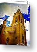 Louisiana Greeting Cards - Reaching for the Heavens Greeting Card by Scott Pellegrin