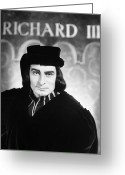 Shakespeare Greeting Cards - Shakespeare: Richard Iii Greeting Card by Granger