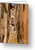 Toledo Greeting Cards - Toledo Spain Greeting Card by John Greim