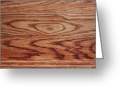Wood Plank Flooring Greeting Cards - Wood texture Greeting Card by Blink Images