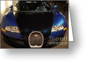 Imports Greeting Cards - 2006 Bugatti Veyron - 7D17276 Greeting Card by Wingsdomain Art and Photography
