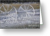 Daysray Photography Greeting Cards - 23 Degrees Greeting Card by Fran Riley