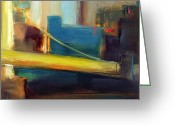 Pittsburgh Greeting Cards - RCNpaintings.com Greeting Card by Chris N Rohrbach
