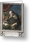 Bartolome Greeting Cards - Bartolome De Las Casas Greeting Card by Granger