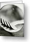 Morph Photo Greeting Cards - Fork Greeting Card by HD Connelly