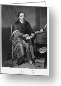 Autograph Greeting Cards - Patrick Henry (1736-1799) Greeting Card by Granger