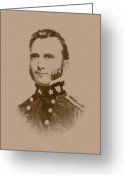 General Jackson Greeting Cards - Stonewall Jackson Greeting Card by War Is Hell Store