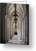 Wien Greeting Cards - Vienna Greeting Card by Andre Goncalves
