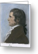 Balthasar Greeting Cards - John Marshall (1755-1835) Greeting Card by Granger