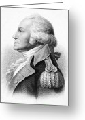 Balthasar Greeting Cards - George Washington Greeting Card by Granger