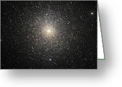 Star Clusters Greeting Cards - 47 Tucanae Ngc104, Globular Cluster Greeting Card by Robert Gendler