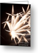 4th July Greeting Cards - 4th Of July Angels Greeting Card by Mars Lasar