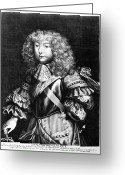 1711 Greeting Cards - Louis, Dauphin Of France Greeting Card by Granger