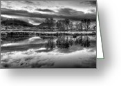 Gabor Pozsgai Greeting Cards - Rannoch Moor Glencoe Scotland Greeting Card by Gabor Pozsgai