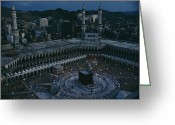 Great Mosque Greeting Cards - Untitled Greeting Card by Thomas J. Abercrombie