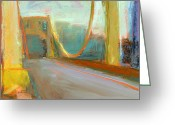 Featured Greeting Cards - RCNpaintings.com Greeting Card by Chris N Rohrbach