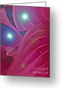 Fairies Greeting Cards - A Flutter of Fairies Greeting Card by First Star Art 