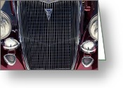 Red Photographs Greeting Cards - A Grill To Remember Greeting Card by Steven Milner