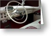 Horror Car Greeting Cards - A Little Bit of Heaven Greeting Card by Jerry L Barrett