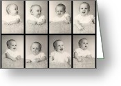 Portrait Artist Photo Greeting Cards - A Photographers Dream Greeting Card by Michelle Calkins