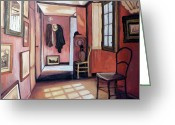 Tom Roderick Greeting Cards - A Quiet Place Greeting Card by Tom Roderick