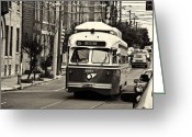 Bill Cannon Greeting Cards - A Streetcar Named Desire Greeting Card by Bill Cannon