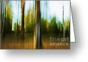 Louisiana Greeting Cards - Abstract 1 Greeting Card by Scott Pellegrin