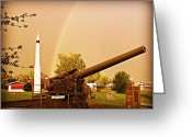 Lewistown Greeting Cards - After the Storm Greeting Card by Corrie Knerr