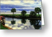 Rick Mckinney Greeting Cards - After the Storm Greeting Card by Rick McKinney