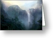 Beautiful Greeting Cards - Afternoon Light Greeting Card by Philip Straub