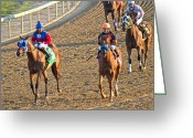 Sports Greeting Cards - Afterwards Greeting Card by East Coast Barrier Islands Betsy A Cutler