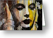 Ecstasy Greeting Cards - Agony and Ecstasy Greeting Card by Paul Lovering