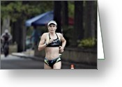 Ironman Photo Greeting Cards - Ai 2 Greeting Card by Patrick Biestman